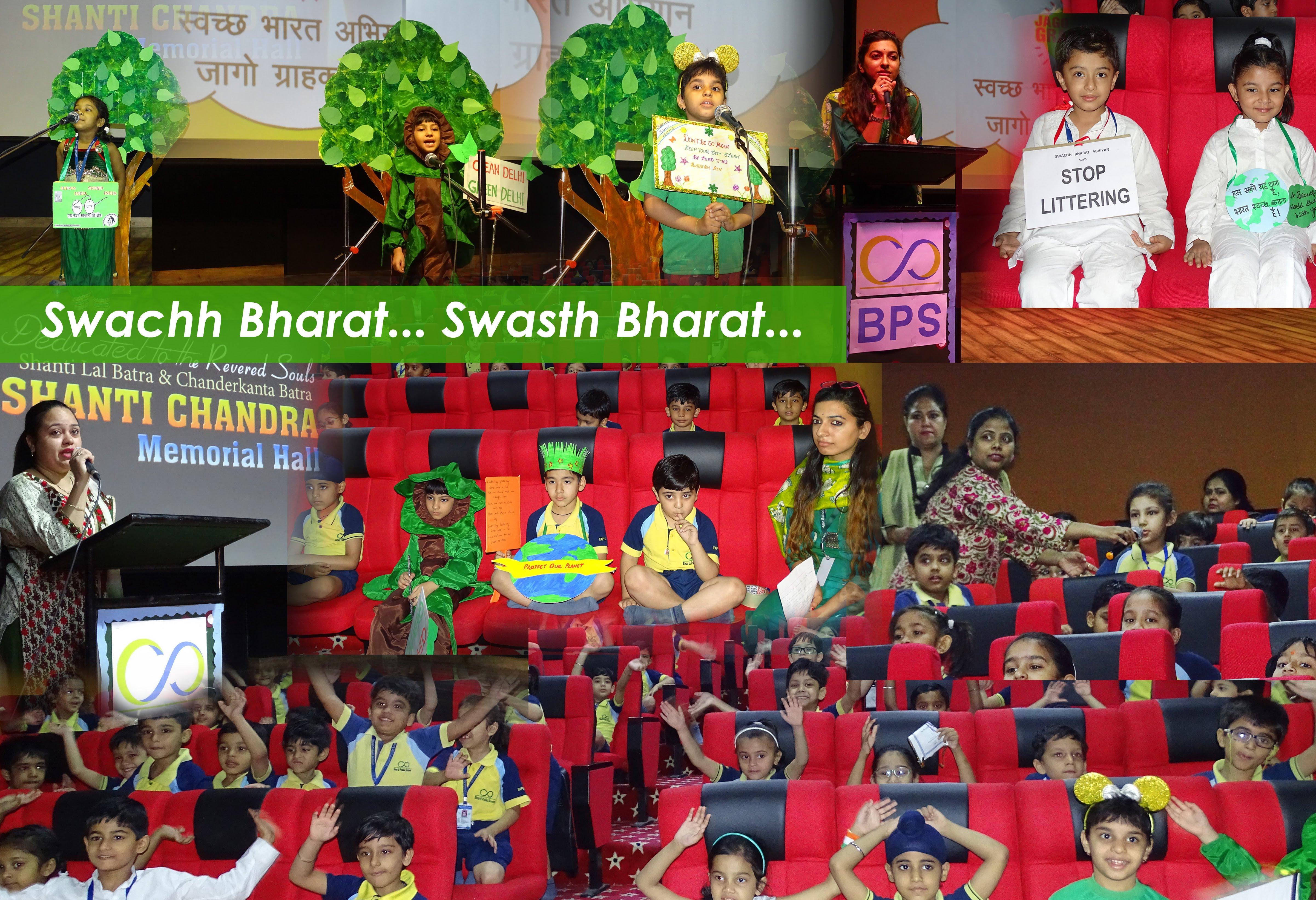Swachh Bharat... Swasth Bharat...