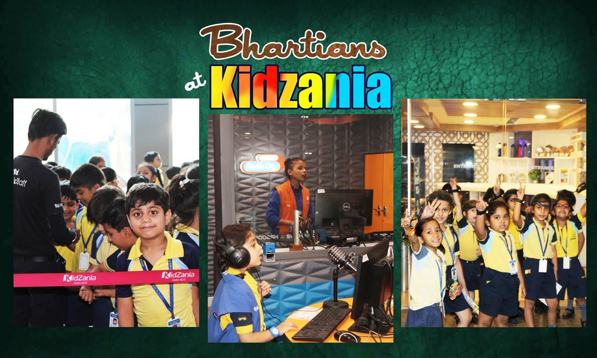KidZania Visit_Bharti Public School