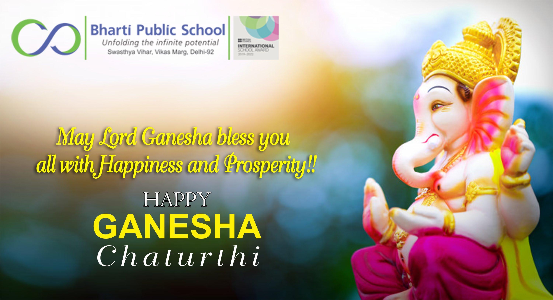 Happy Ganesha Chaturthi