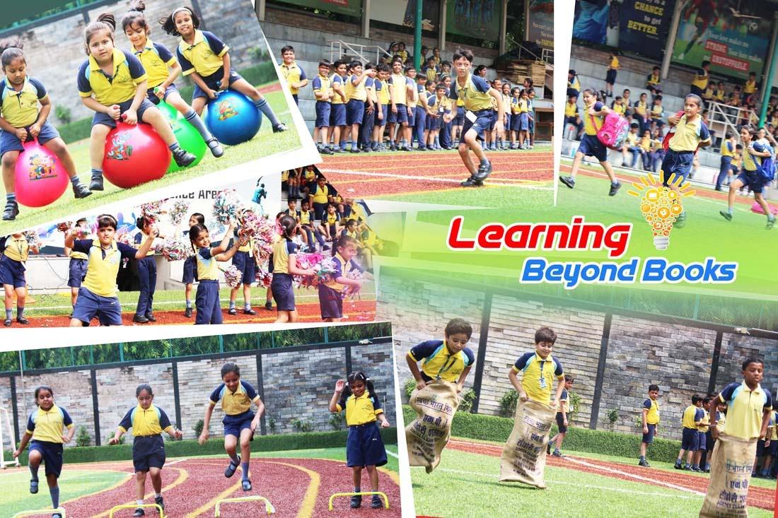 #Learning Beyond Books-bps@sept 7